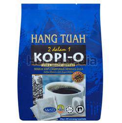 Hang Tuah Kopi-O 2 in 1 Black Coffee Robusta Beans 20x25gm