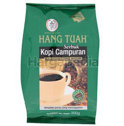 Hang Tuah Malaysian Coffee Mixture Liberica Bean 200gm