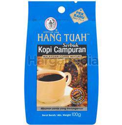 Hang Tuah Malaysian Coffee Mixture Robusta Bean 100gm