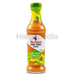 Nando's Peri-Peri Lemon & Herb  Extra Mild Sauce 250gm
