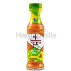 Nando's Peri-Peri Lemon & Herb Extra Mild Sauce 125gm