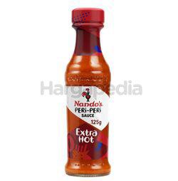 Nando's Peri-Peri Extra Hot Sauce 125gm