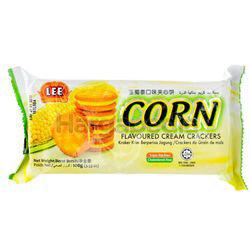 Lee Corn Cream Crackers 100gm