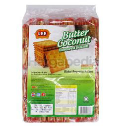 Lee Butter Coconut Flavoured Biscuits 510gm