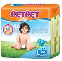 Pet Pet Baby Diapers L60