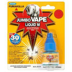 Fumakilla Jumbo Vape Liquid M 30N Refill 15ml