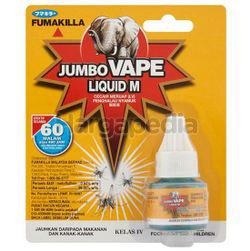Fumakilla Jumbo Vape Liquid M 60N Refill 30ml