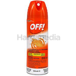 OFF! Aerosol Insect Repellent 170gm