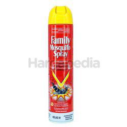 Family Aerosol Spray (Red) 530ml