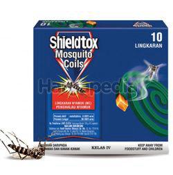 Shieldtox Mosquito Coil 10s
