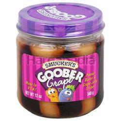 Smucker's Goober Grape Peanut Butter 12oz 340gm