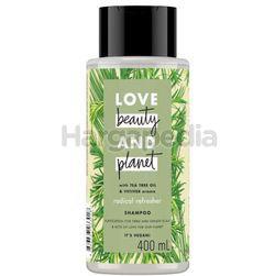 Love Beauty & Planet Radical Refresher Shampoo 400ml