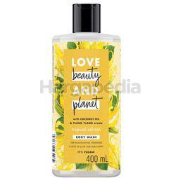 Love Beauty & Planet Tropical Refresh Body Wash 400ml