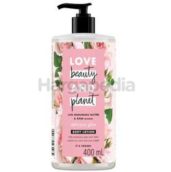 Love Beauty & Planet Delicious Glow Body Lotion 400ml