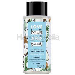 Love Beauty & Planet Volume and Bounty Shampoo 400ml