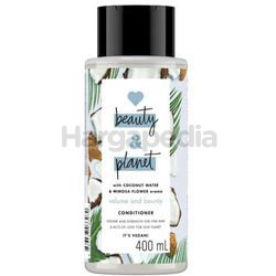 Love Beauty & Planet Volume and Bounty Hair Conditioner 400ml