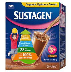 Sustagen Kid 3+ Milk Powder Chocolate 1.2kg