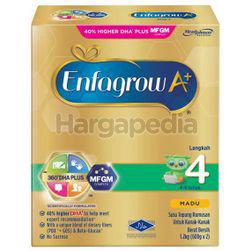 Enfagrow A+ Step 4 Milk Powder Honey 1.2kg