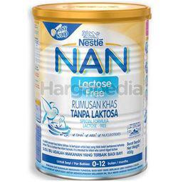 Nestle Nan LF Lactose Free 400gm