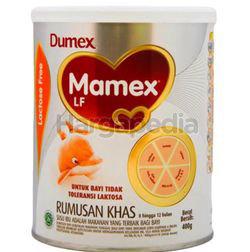 Mamex Lactose Free 400gm