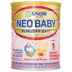 Snow Brand Neo Baby Step 1 Infant Formula 900gm