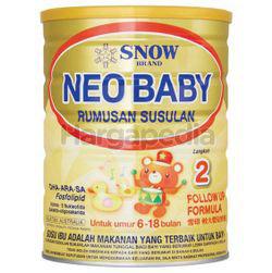Snow Brand Neo Baby Step 2 Follow Up Formula 900gm