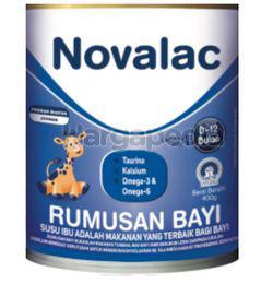 Novalac Step 1 Infant Formula 800gm
