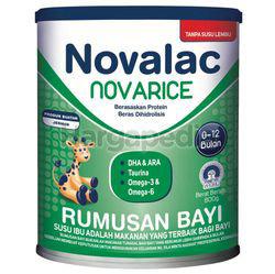 Novalac NovaRice Infant Formula 800gm