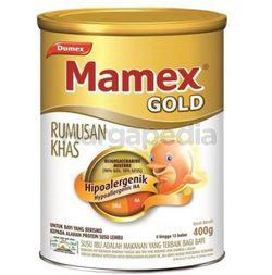 Mamex Gold Hypoallergenic HA 400gm