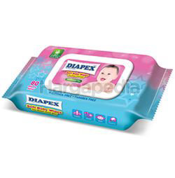 Diapex Soft Baby Wipes 80s
