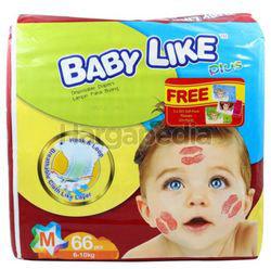 Baby Like Mega Pack Baby Diapers M66