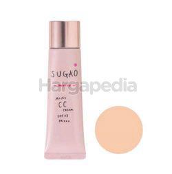 Sugao Air Fit CC Cream Moist 01 25gm