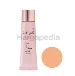 Sugao Air Fit CC Cream Moist 02 25gm