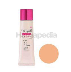 Sugao Air Fit CC Cream Pink Moist 02 25gm