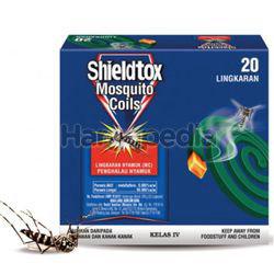 Shieldtox Mosquito Coil 20s