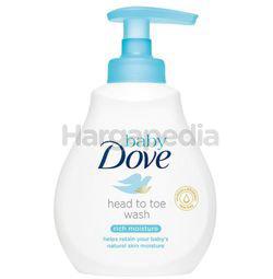 Baby Dove Rich Moisture Head to Toe Wash 200ml