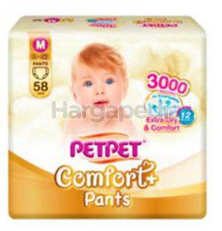 PetPet Comfort Pants Jumbo Pack M58