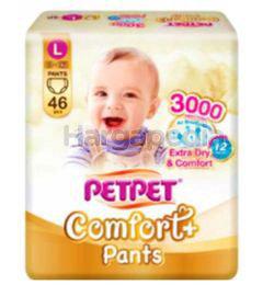 PetPet Comfort Pants Jumbo Pack L46