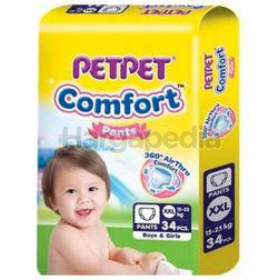 PetPet Comfort Pants Jumbo Pack XXL34