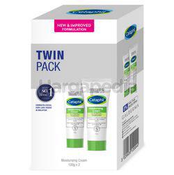 Cetaphil Moisturising Cream 2x100gm