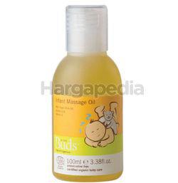 Buds Everyday Organic Infant Massage Oil 100ml