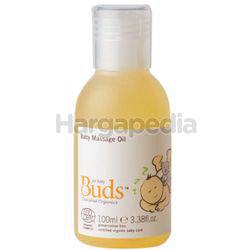 Buds Cherished Organics Baby Massage Oil 100ml