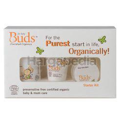 Buds Cherished Organics Baby Starter Kit 1set