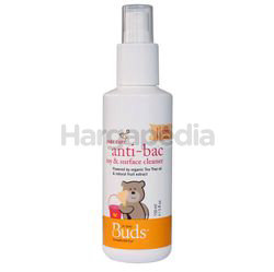 Buds Baby Safe Anti-bac Toy & Surface Cleaner 150ml