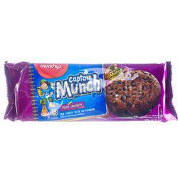 Munchy's Captain Munch Double Chocolate 180gm