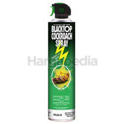 Blacktop Aerosol Cockroach Spray 600ml