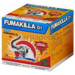 Fumakilla D1 Coil 50s