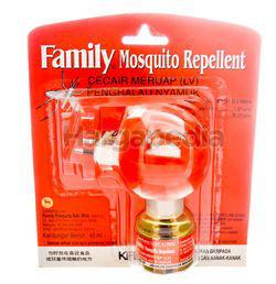 Family Mosquito Repellent 1set
