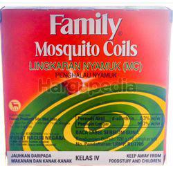 Family Green Coil 10s
