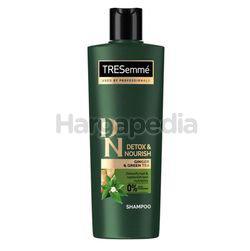 Tresemme Detox & Nourish Shampoo 340ml